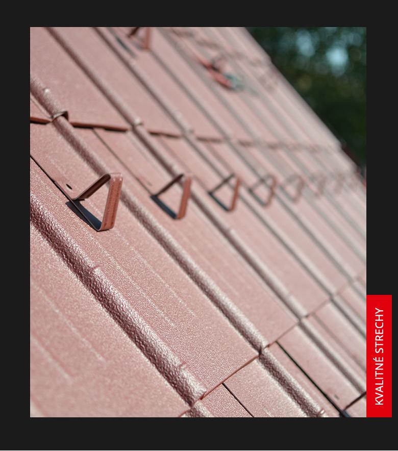 Kvalitné strechy - Homepage