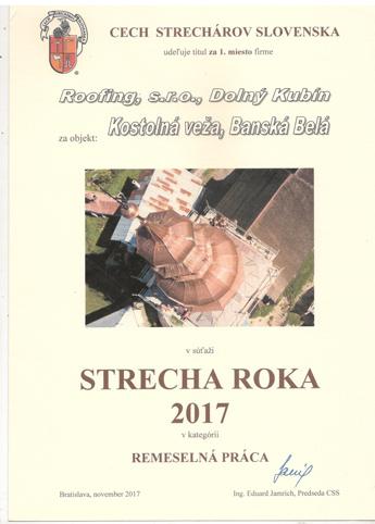 ocenenie_strecha_roka_2017_1_miesto_kategoria_remeselna_praca1